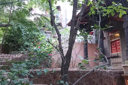 Eco-friendly cabin stay at The Land - Pune - Chalet