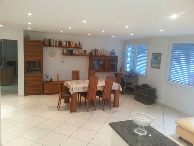 Comfortable Room for 2 Pers (2 single beds) - Basel - Apartment