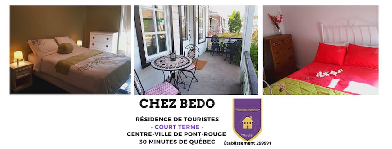 Chez BEDO, maison ancestrale, établissement 299991