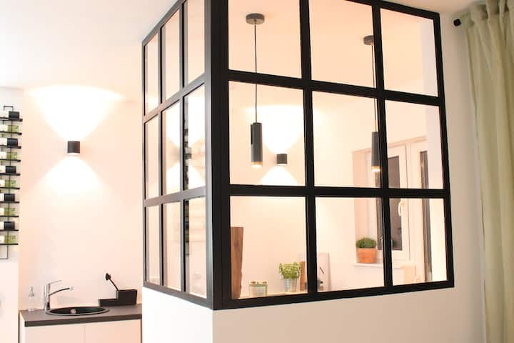ESSEN  - Smart Living mit Balkon/Homeoffice/Messe