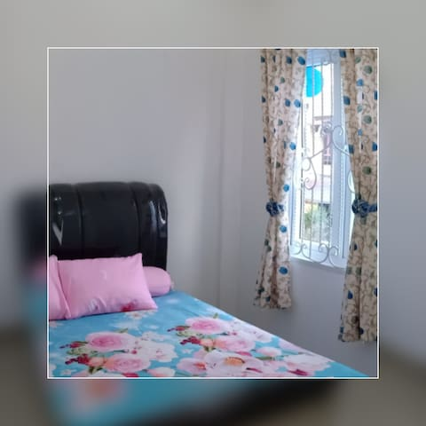 Guest house medan, furnish