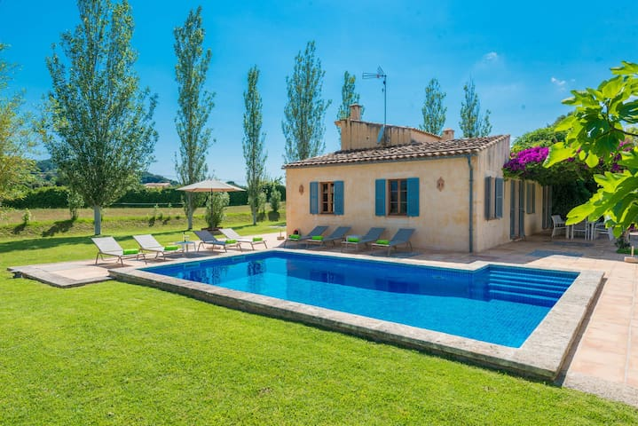 SON COMPARET - Villa for 8 people in Son Servera.