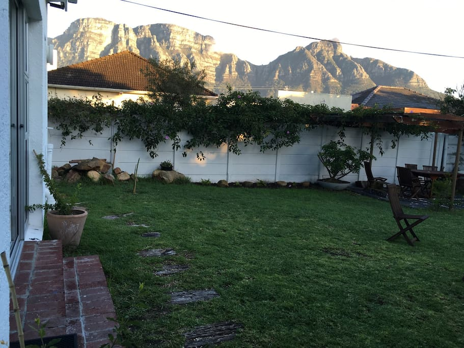 Here for a while? Request use of the braai or fire pit for a fantastic evening experience.