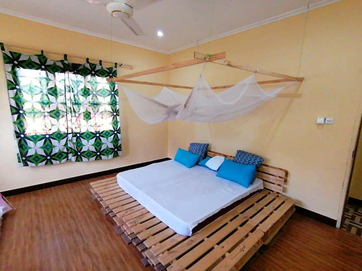 Cute, safe and clean rooms in Tanga City