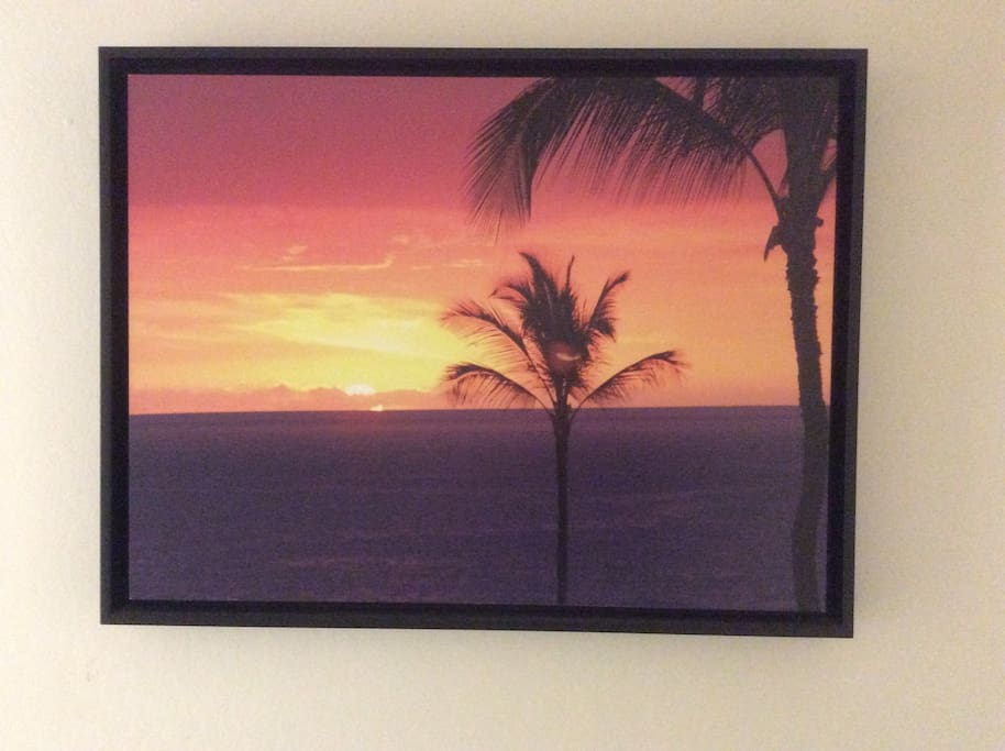 Beautiful Hawaiian Sunsets