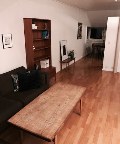 Penthouse apartment in the middle of town - Tromsø - Wohnung