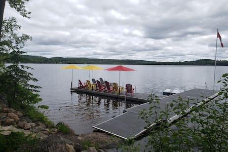 Escape on Golden! Golden Lake, Ottawa Valley