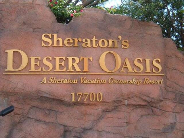 Beautiful Desert 1-BR Resort Premium Villa