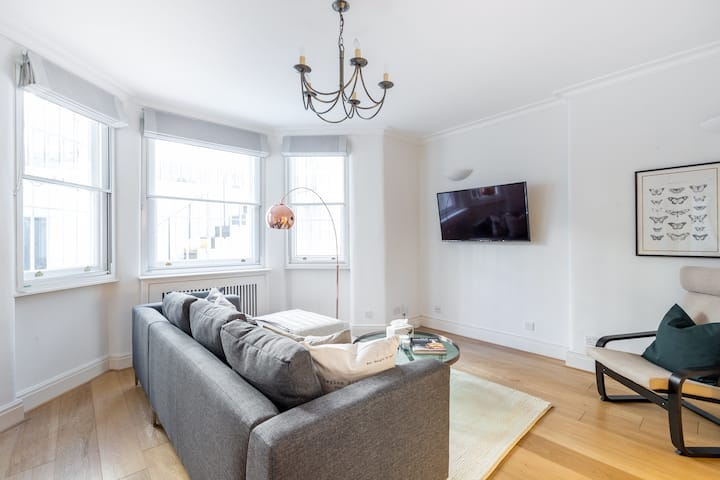 Superb One Bedroom Apartment in South Kensington