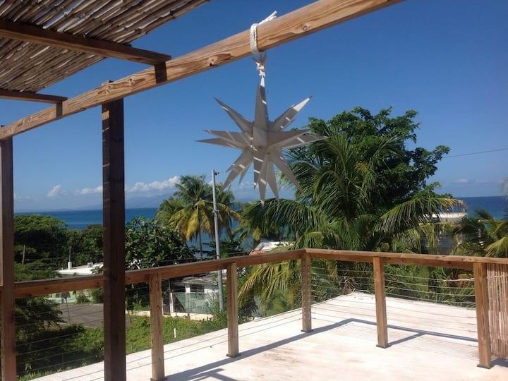 Paradise and romance:  Casa Estrella