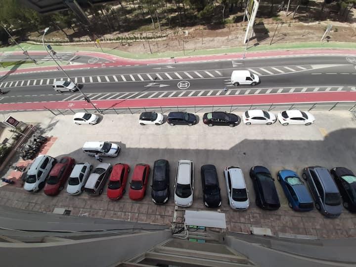 1 Hab-Vacacional-levante  Pueblo-Parking-Servicios
