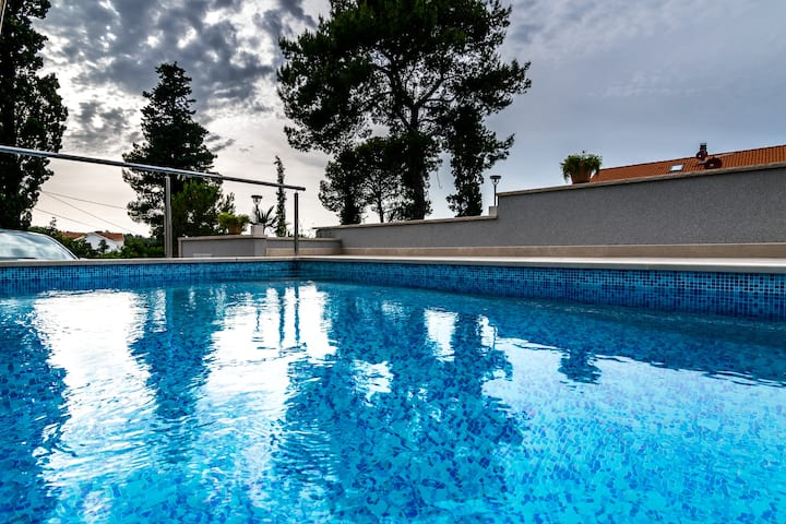 Vila Vesna app 4+1 person