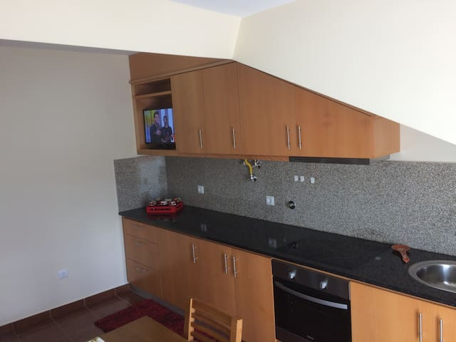 Apartamento na Rua das Cortes,Lamego - Lamego - Appartement