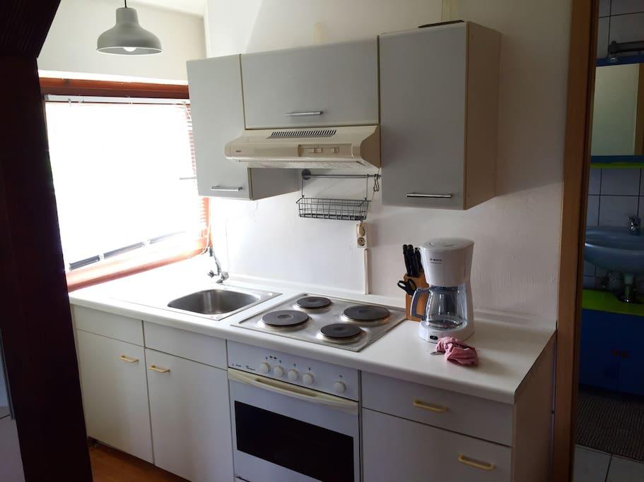 Kleine Küchenzeile / small kitchen