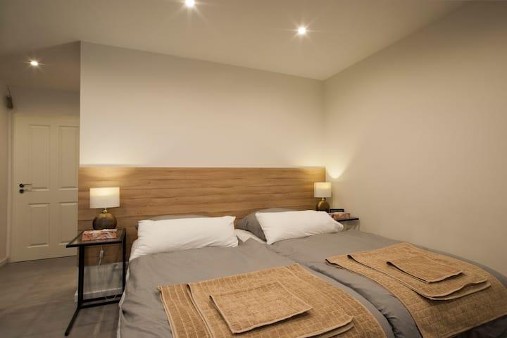 Modern cozy studio apartment Messe/Arena(2)