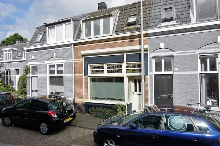 Cute botanical house near the centre of Tilburg