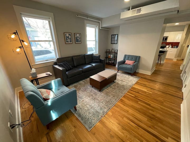 Brand New, High End Condo in Amazing OTR Location