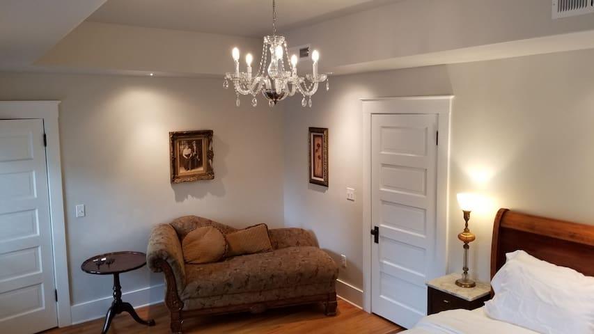 Second Floor Master Bedroom!