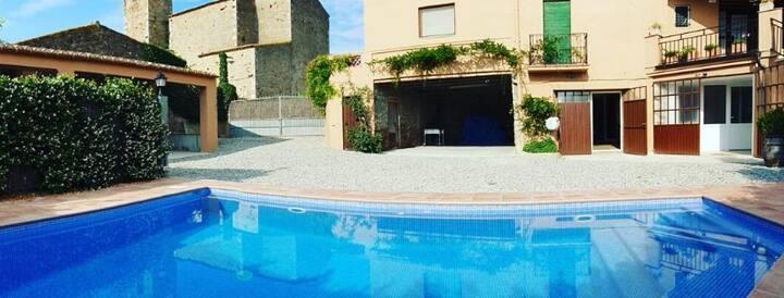 Casa Rural Gualta, Empordà. Families -B24
