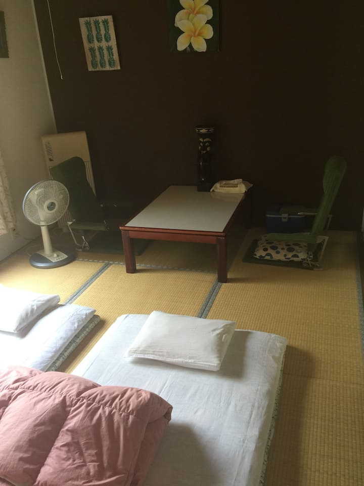 TATADO beach tatami room