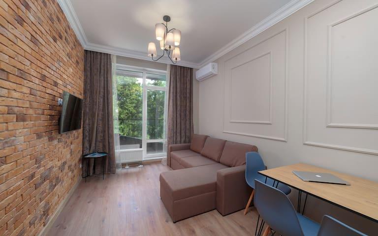 Green Apartments #250