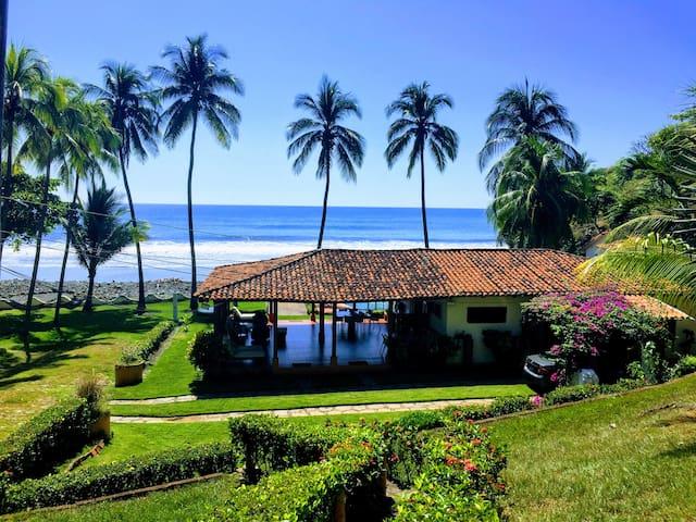 PRIVATE Beach in La Libertad - Ideal For Surfing