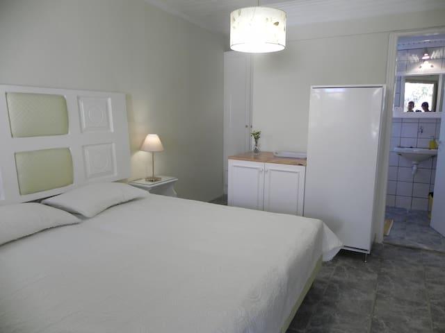 """Akis"" Room at the beautiful beach of Tarti"