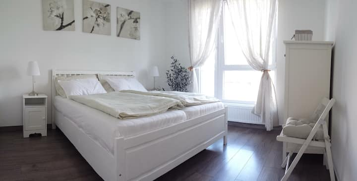 Cozy Apartment close to the city center in Nitra