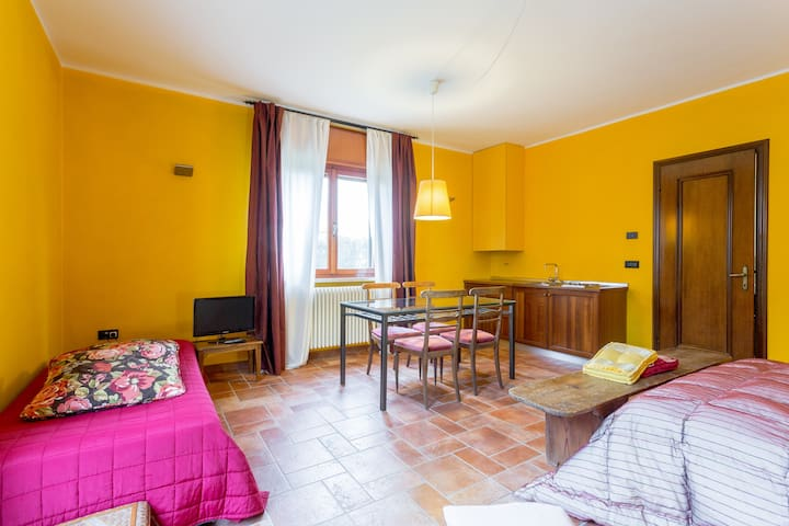 Bed & Breakfast 'Il Borgo' - Goito - Bed & Breakfast