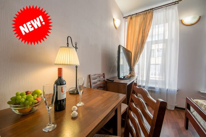 Apartment on Vasilevsky