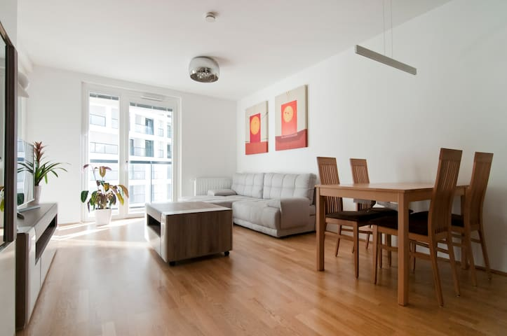 NEW Apartment in Donau City