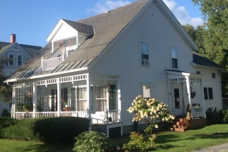 Easy Walk to College and Town - Perfect Location! - Middlebury - Casa