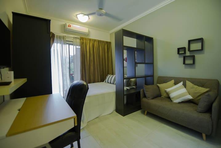 Selesa Hillhomes Studio in Bukit Tinggi, Bentong - Bentong - Apartment