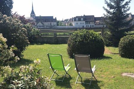 Selles-sur-Cher, Beauval 20min / châteaux Loire