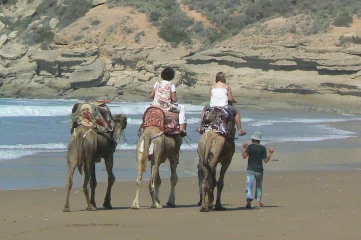 Über Winter(n) in Marokko - Imi Ouaddar - Byt