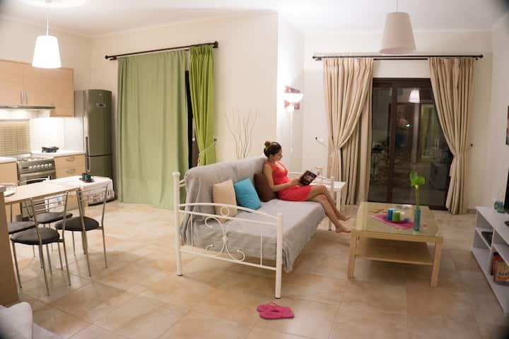 Junior suite in Makry Gialos