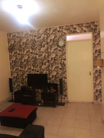 1 Bedroom apartment near TRM
