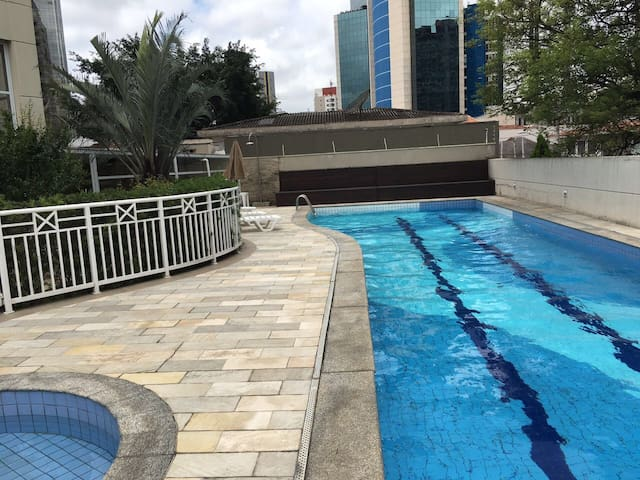 Lovely apartament in Sao Paulo - best location