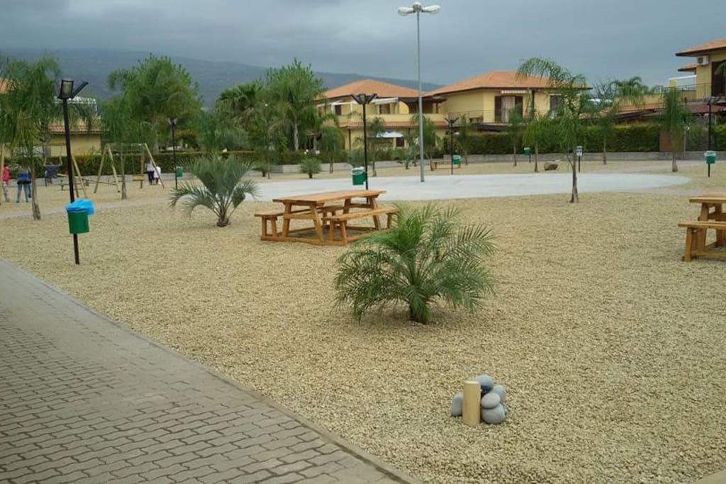 Il Parco Giochi