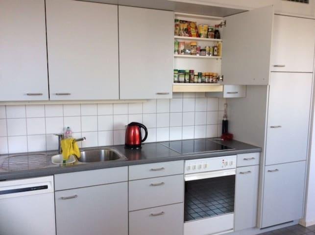 Wie zu Hause...mitten in Zofingen - Zofingen - Pis