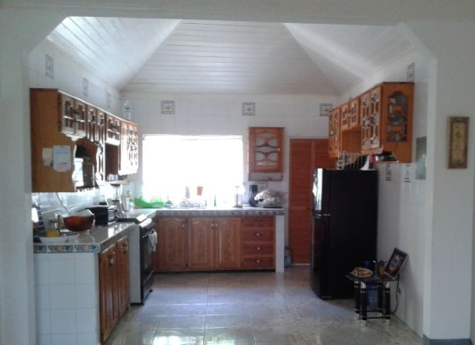 The Kitchen Space