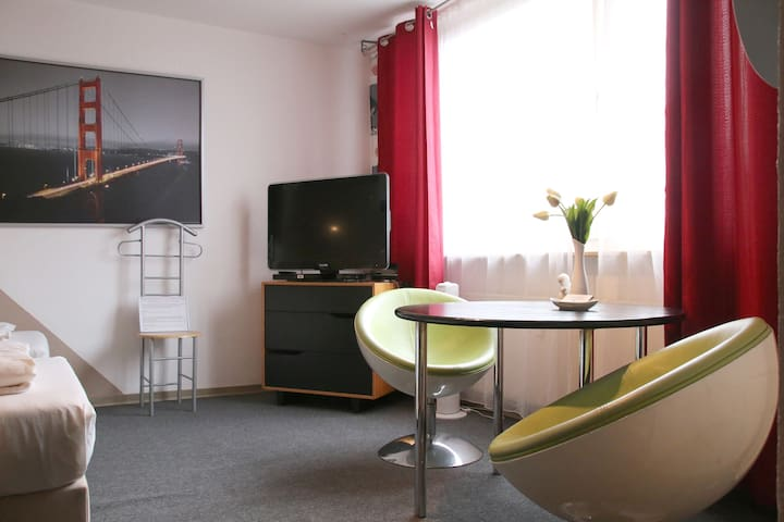Hürth Park Apartment