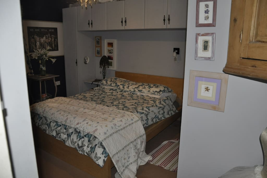 Your double bedroom (view 1)