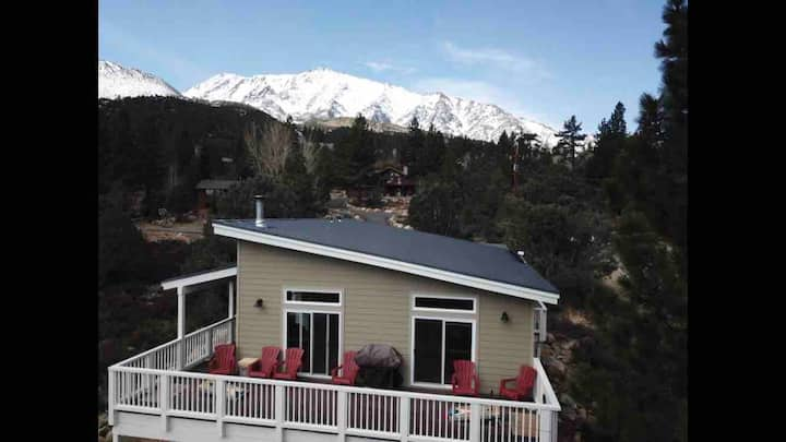Our Cabin in the Woods - Crowley Lake