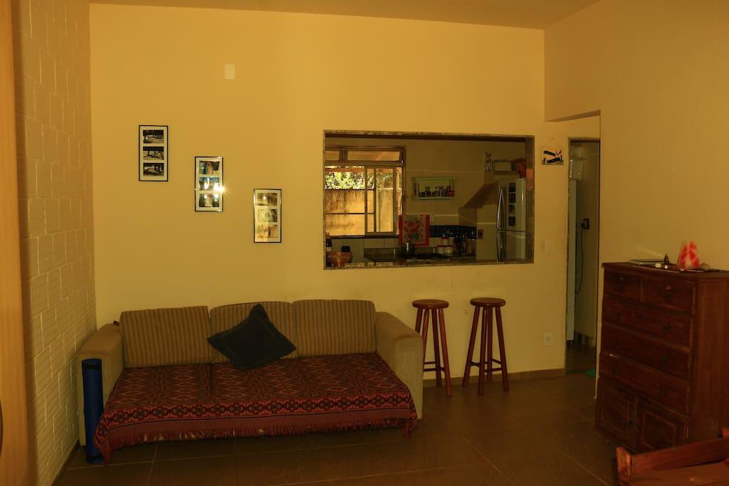 Sala compartilhada