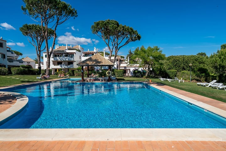 VilamouraSun Solar do Golfe - Magnificent Ground Floor, Near Old Village