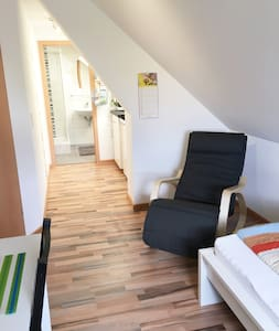 Flat for 1 Person - modern and new