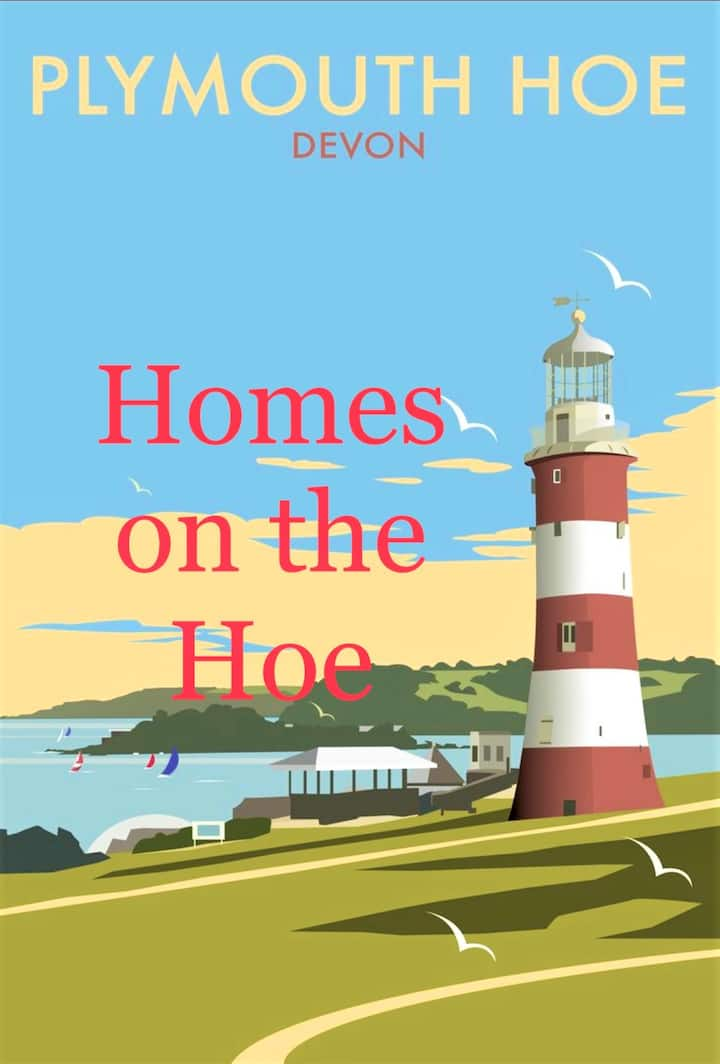 Homes on the Hoe: Drakes Den.