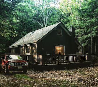 Double G Lodge - Deep in the woods near everything