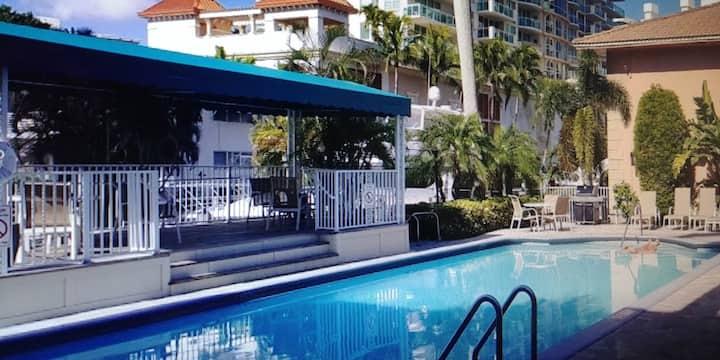 Departamento Studio Fort Lauderdale beach